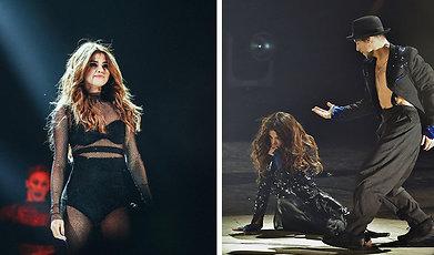 Trillar, Selena Gomez, Konsert, Ramlar
