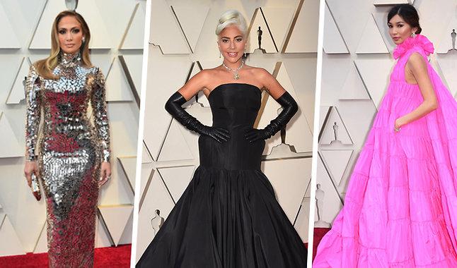 Så såg kändisarna ut på Oscarsgalan 2019 – se alla outfits här 4924f0c671ea3