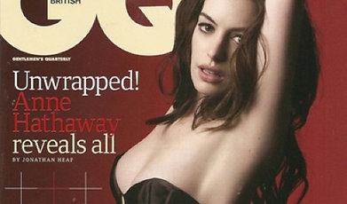 Photoshop, Anne Hathaway