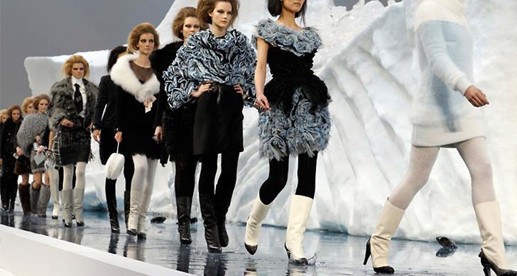 Årets visning 2010: Chanel F/W