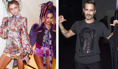 Marc Jacobs, Modevisning