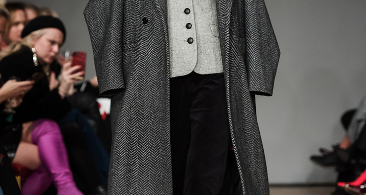 Newhouse, AW18, Stockholm Fashion Week. Bild: Mathias Nordgren, Studio Bon.
