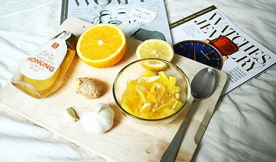 Recept, Förkylning, Frisk, Modette