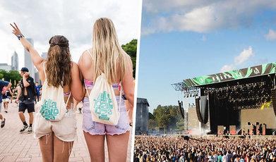 Lollapalooza, festival, bråvalla