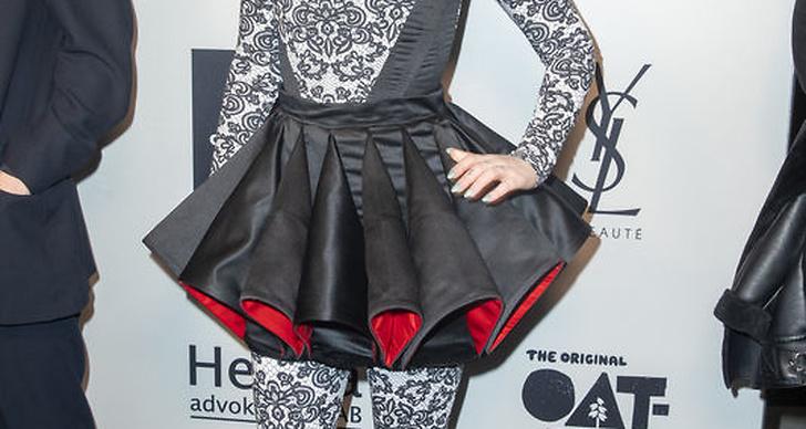 Outfits, röda mattan, Grammisgalan 2019.