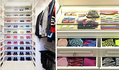 träningskläder, Khloe Kardashian, walk-in, Garderob, Träning
