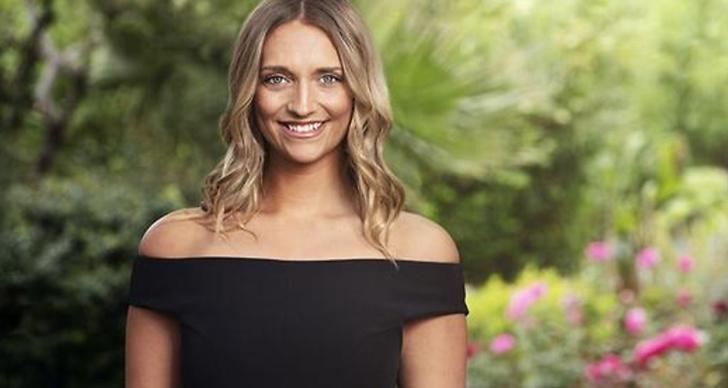 Hedvig Friberg som är en av singeltjejerna i Bachelor 2018.