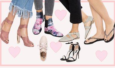 skor, Shopping