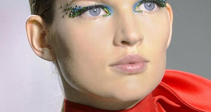 Vågar du bära blingbling kring ögonen som en Gucci-modell?