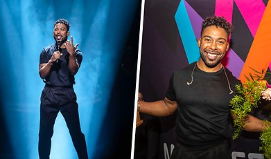 Eurovision Song Contest, John Lundvik