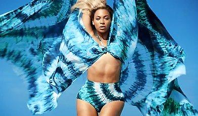 Låt, Film, HM Hennes Mauritz, Reklam, Bikini, Badkläder, Beyoncé Knowles-Carter, Baddräkt