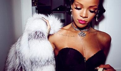 Cara Delevingne, Rihanna, nyårsafton, Nyår