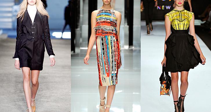 Här syns Hailey på catwalken för Edun, Versace och Z Spoke by Zac Posen.