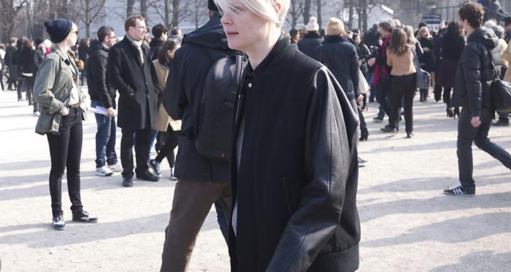 Kate Lanphear på Elle US.