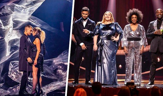 Mohombi, Jon Henrik Fjällgren, Melodifestivalen, Lina Hedlund, Malou Prytz, Wiktoria Johansson, Liamoo, Andra Chansen, Hanna Ferm, Alcazar, Idol