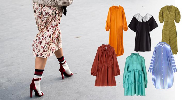 Höstens mest trendiga och modemedvetna klänningköp. Här listar vi dem!