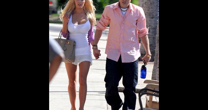Heidi Montag-Pratt och hennes man Spencer Pratt, även kallade Speidi, gör stan i LA.