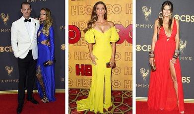 Emmy Awards, Röda mattan