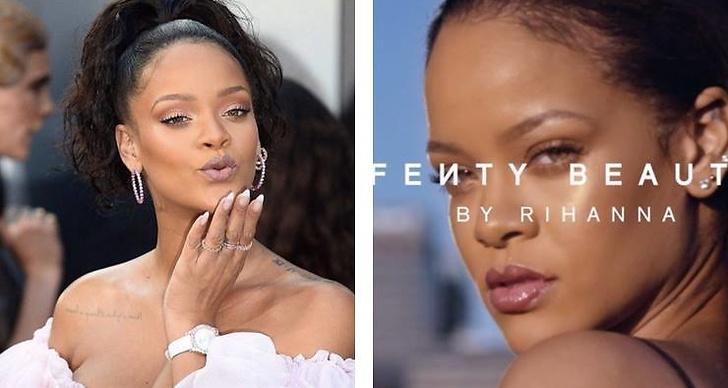 Rihanna, Fenty Beauty, sminkmärke