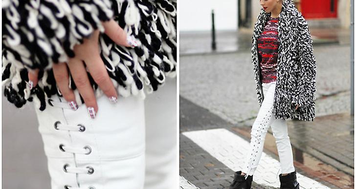 Jessica från Polen är klädd i Isabel Marants nya kollektion för H&M som släpps på torsdag den 14 november. http://lookbook.nu/jemerced