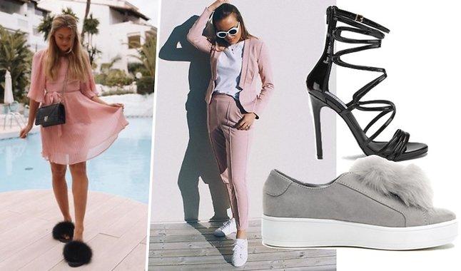 Rea, Sneakers, skor