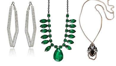 Topshop, Zara, Outfit, Shopping, nyårsafton, Gina Tricot, Smycken, Lindex