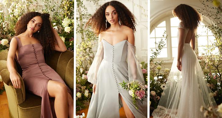 Bröllopsklänningar Ida Lanto x Nelly
