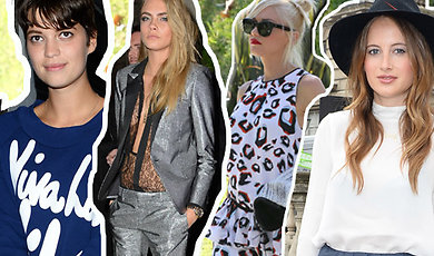 Cara Delevingne, Fashion Week, Bäst klädda, New York Fashion Week, LFW, Kate Moss