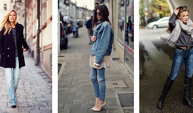 Outfit, Jeans