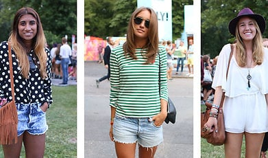 Way Out West, Street style, festival