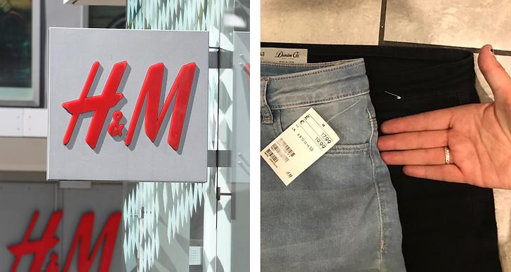 Kläder från H&M