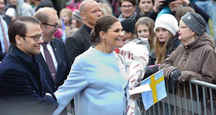 Kronprinsessan Victoria jobbat otroligt hårt, syns ofta i media och har alltid ett leende på läpparna.