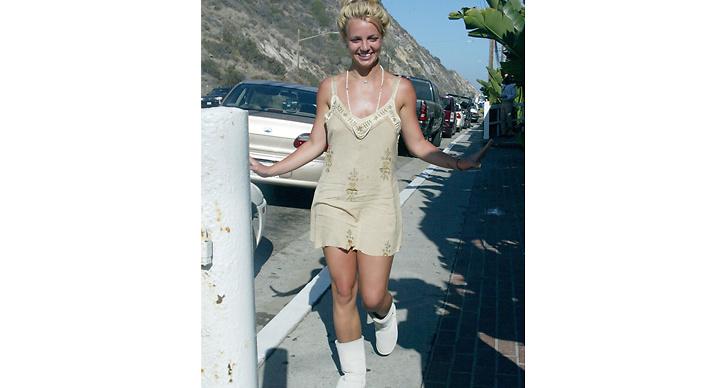 5. Uggs + klänning = snyggaste vardagslooken, eller?