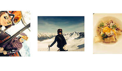 Chloe Schuterman, Modette, instagram, skidor