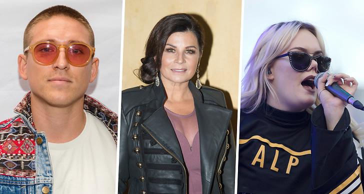 Alla artister i Så mycket bättre 2019, deltagare