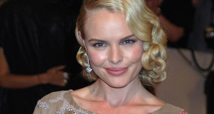 Kate Bosworth gillar den eleganta hårtrenden.