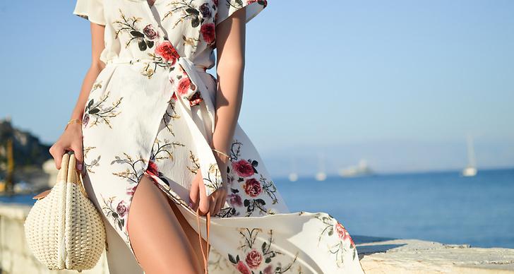 Lårskav i sommar, tips, strand