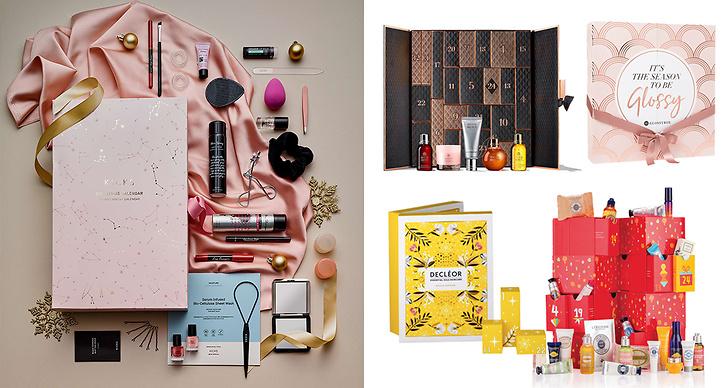 Hudvård, smink, parfym, nagellack och massor av andra skönhetsfavoriter. Köp en adventskalender inför julen 2019.