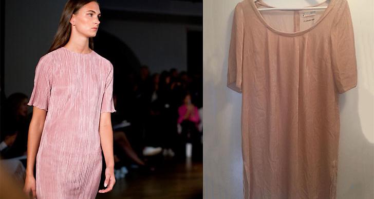 En enkel klänning från Styleins nya kollektion. <a href='http://ad1.emediate.dk/eas?camp=459904;ty=ct'>Köp en liknande här, till ett bättre pris.</a>