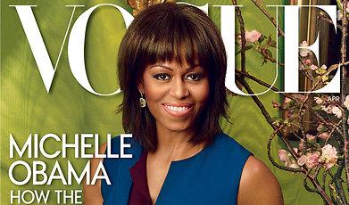 Michelle Obama, Barack Obama, Vogue