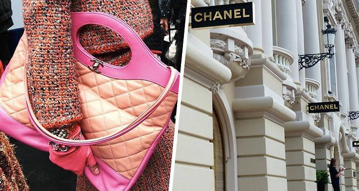 Chanel visar upp hur mycket pengar de omsätter på ett år