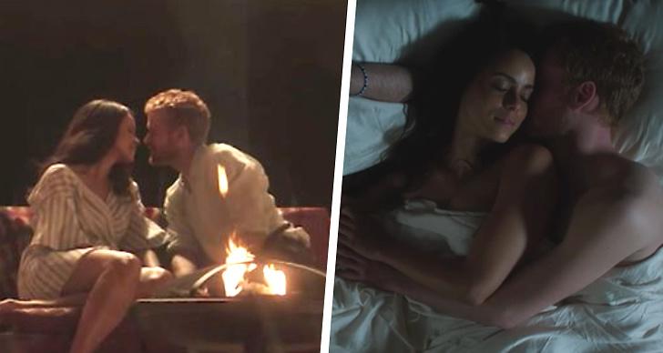 Meghan Markle och prins Harry, film, trailer