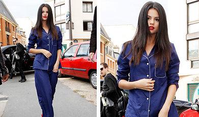 Fashion, Paris, Selena Gomez