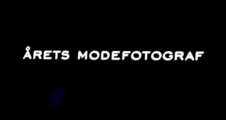 Årets modefotograf: