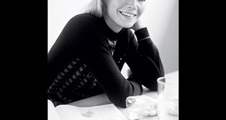 Gwyneth Paltrow för Elle USA.