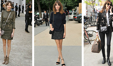 Förebild, It-girls, Alexa Chung