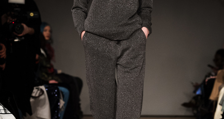 Ida Sjöstedt, AW18, Stockholm Fashion Week. Foto: Mathias Nordgren, Studio Bon.