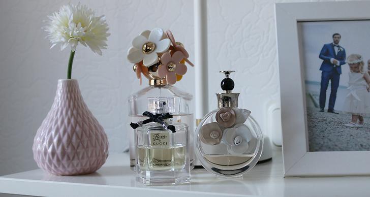 """""""Jag älskar parfymer"""""""