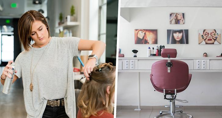 saker som frisörer känner igen sig i.