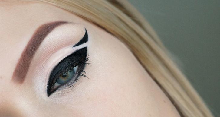 4. Fine Lines: Eyelinern är hetare än någonsin. I höstas regerade den grafiska eyelinern och detta håller fortfarande i sig även om en mer glamourös eyeliner med en kraftig vinge har börjat bli populärt.